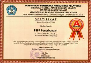 sertifikat pspp penerbangan