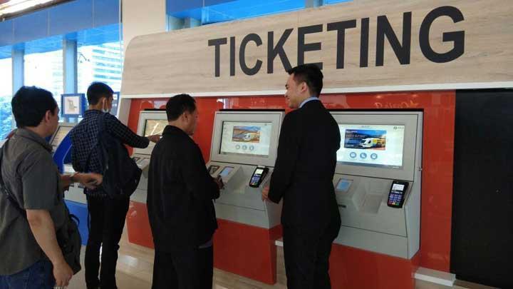 staff ticketting