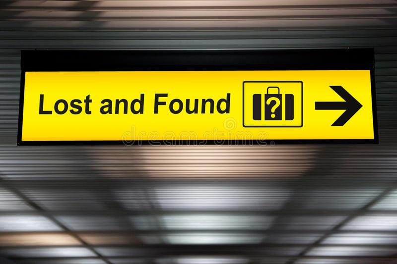 lost and found bandara