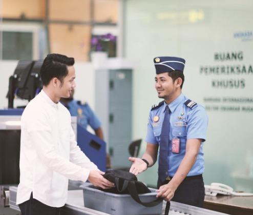 tugas avsec bandara