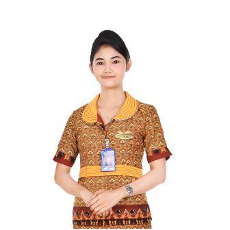 seragam batik pramugari pspp